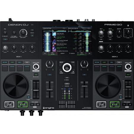 Prime Go Denon Lecteur DJ Autonome Streaming