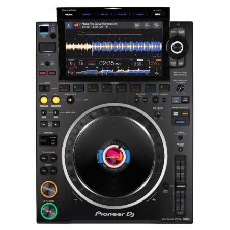 Pioneer CDJ 3000 Lecteur DJ avec écran tactile