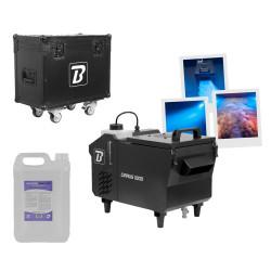 Pack CIRRUS 1000 + Liquide + Flightcase Boomtone DJ