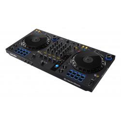 DDJ FLX6 Contrôleur DJ 4 voies Rekordbox et Serato