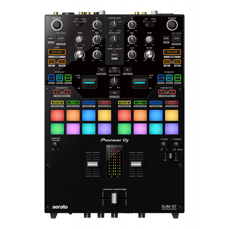 Pioneer DJM S7 Table de mixage scratch