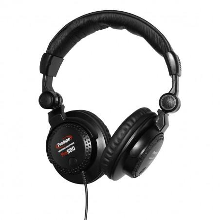 Prodipe PRO 580 Casque d'écoute DJ et Studio