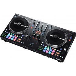 RANE ONE Contrôleur DJ avec plateaux motorisés pour le scratch