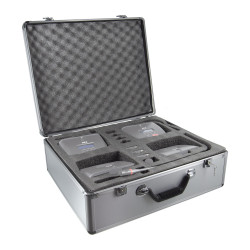 HPA SC-2288FC8 Valise de transport 8 micros de conférence sans fil