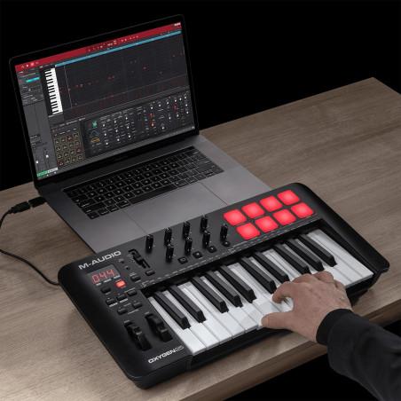 M Audio OXYGEN25 V