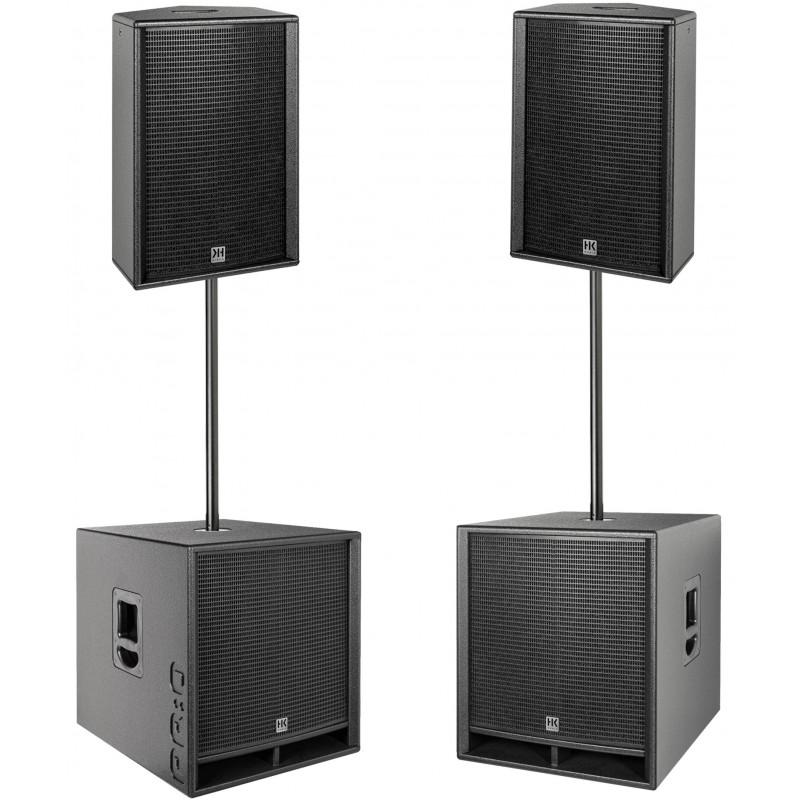 Pack Hk audio PREMIUM PR:O 112 XD2 et 118SD2
