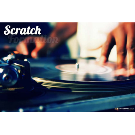 Formation DJ Cours de Scratch