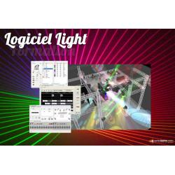 Formation DMX avec logiciel SweetLight, ShowXpress, DMXLC