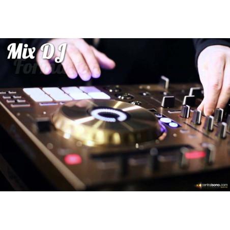 Pack 3 Cours de Mix DJ
