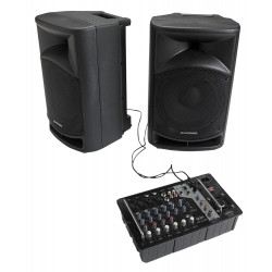 Audiophony MT10-SYSTEME