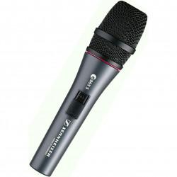 Sennheiser E 865s Micro chant avec inter