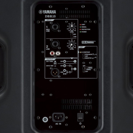 Yamaha DBR 15 Garantie 4 ans