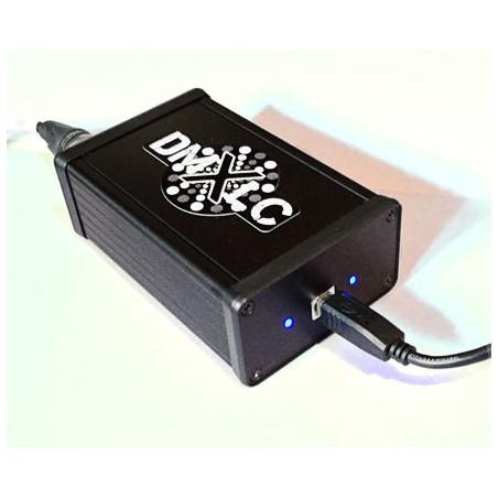 DMXLC Logiciel DMX